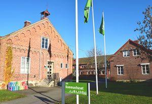 Kommunhuset i Broby.