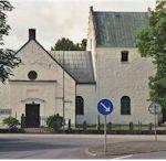 Kviinge kyrka.