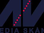 Logotyp AV-Media Skåne.