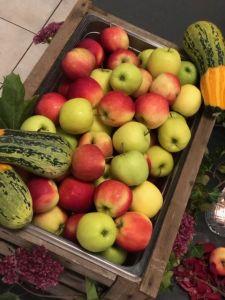Äpple ien låda
