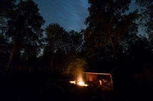 Vindskydd i Breanäs